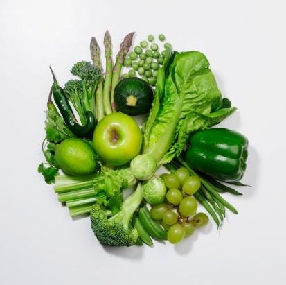 滋养五脏六腑的六色食物